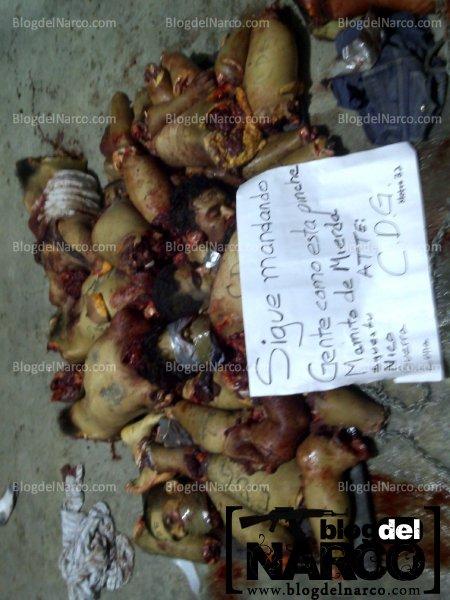 Fotos de ejecutados en montemorelos 93