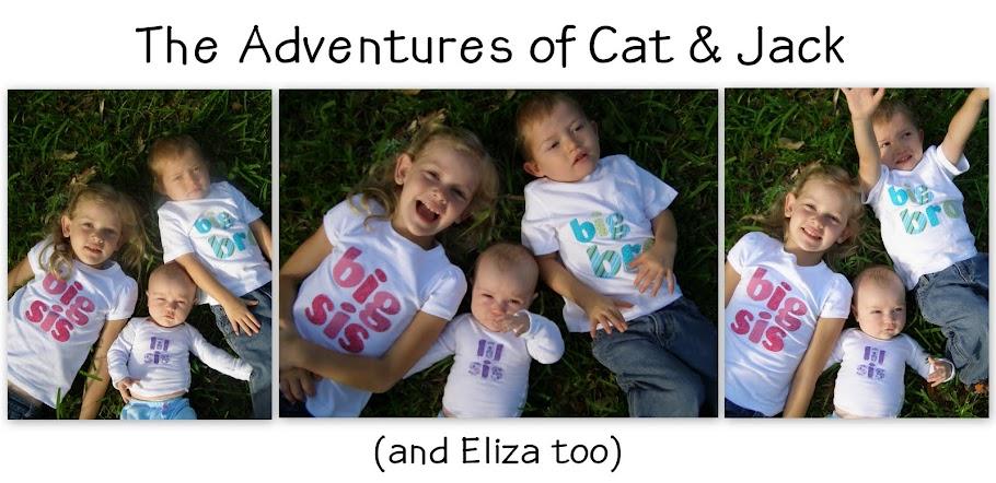The Adventures of Cat & Jack