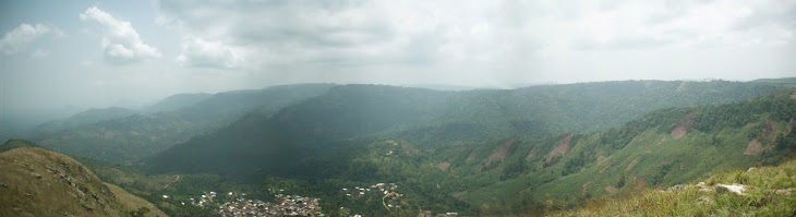 Volta Region Mountains