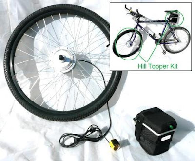 Bike Motor Kits on Bike Conversion Kit  Diy In 3minutes  E Bike Conversion Kit  Diy In
