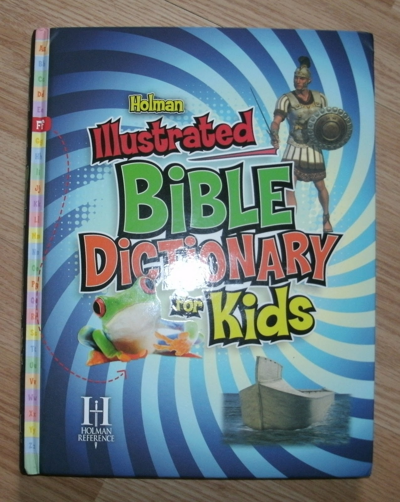 Tell\'n It!: REVIEW: Holman Illustrated Bible Dictionary For Kids