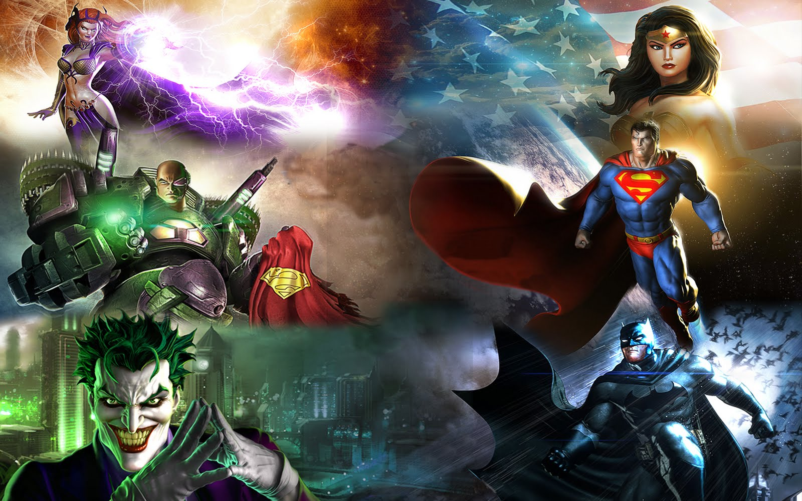 Download DC Universe Online for PC - Free