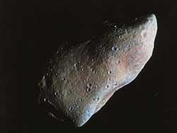 Ukuran Asteroid Berbahaya
