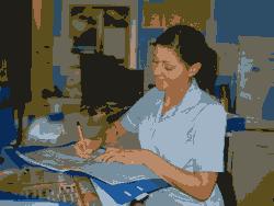 Latihan Menulis Membantu Wanita Mengatasi Stereotipe Gender