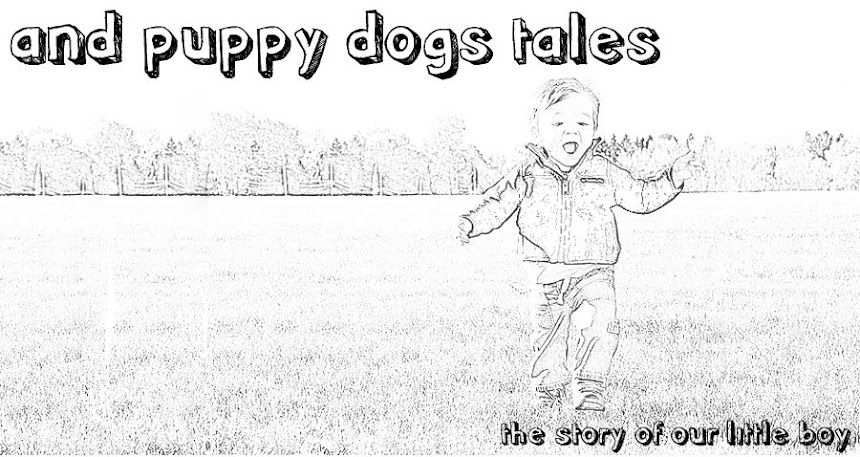 and puppy dogs tales
