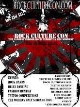 ROCK CULTURE CON