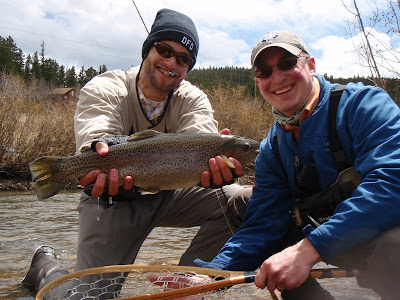 The good life lincoln hills south boulder creek for Boulder creek fishing