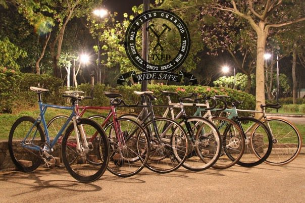 TYT FIXED GEAR
