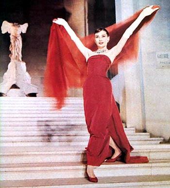 Abiti indossati da Audrey Hepburn - Pagina 2 FunnyFace+CenerentolaParigi