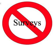 How to Bypass surveys in website