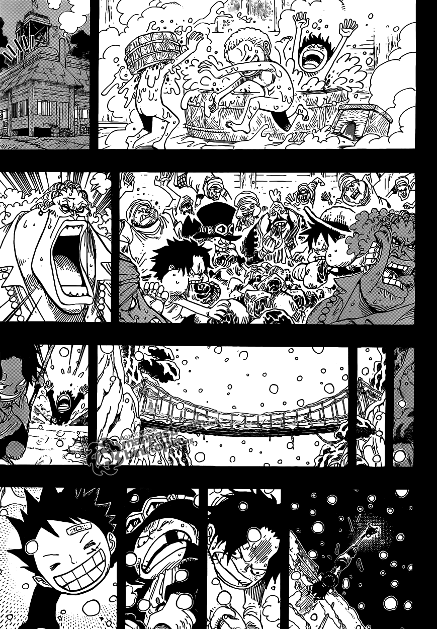 Read One Piece 585 Online | 14 - Press F5 to reload this image