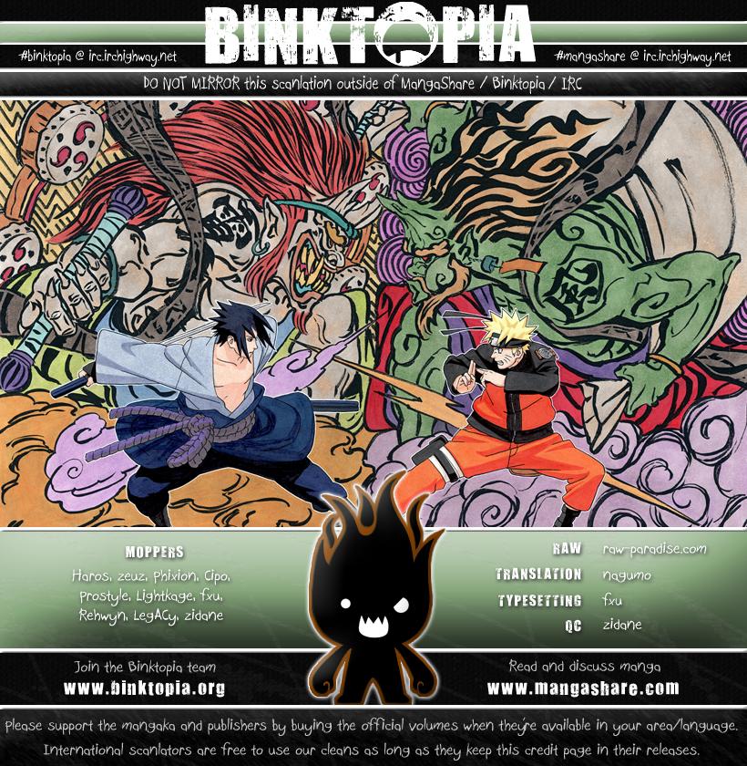 Read Naruto 469 Online - 17
