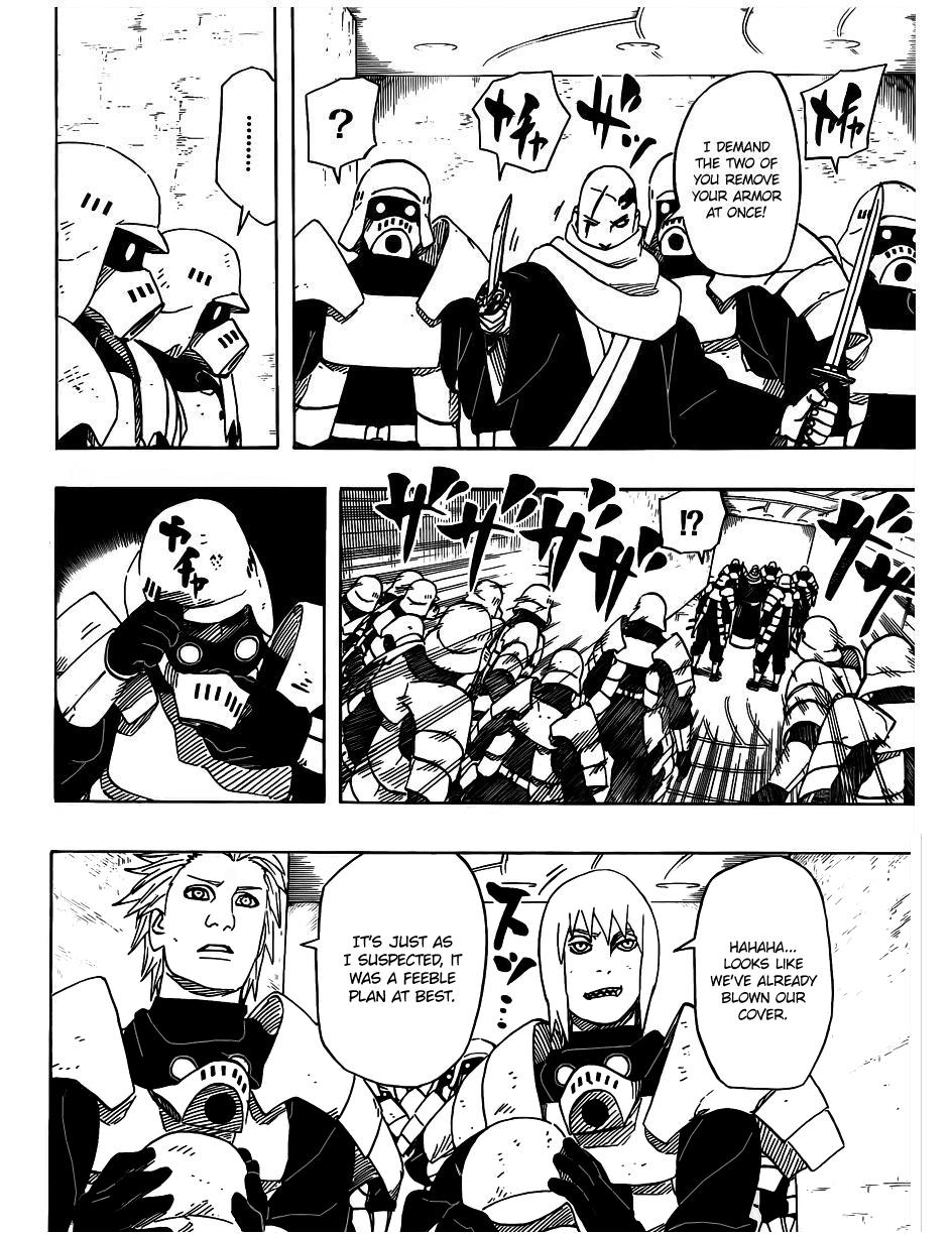 Read Naruto 473 Online | 09 - Press F5 to reload this image