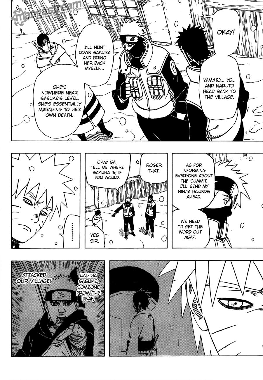 Read Naruto 476 Online | 10 - Press F5 to reload this image