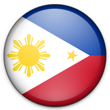Philippine Flag For Flow — Other Cakes Picture