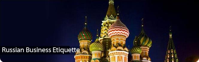 russian business  etiquette