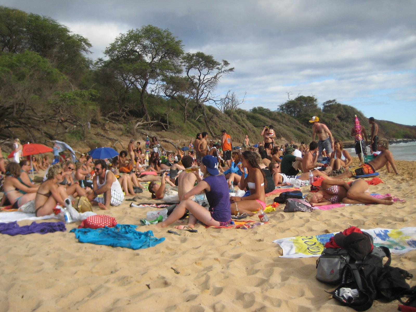 Have Beach in nude oahu assured