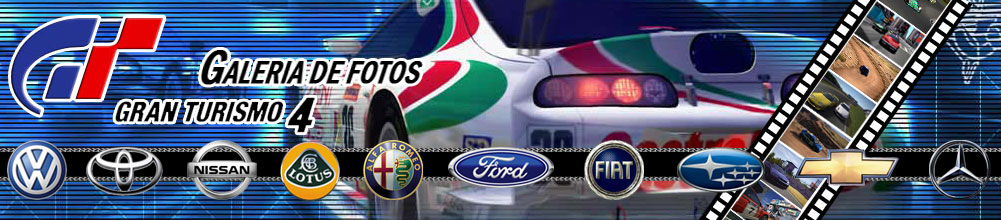 Galeria de Fotos Gran Turismo 4