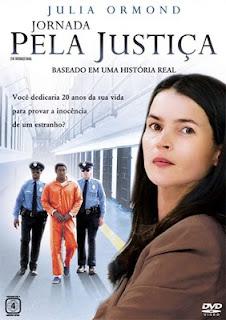 Filme Poster Jornada Pela Justiça DVDRip RMVB Dublado