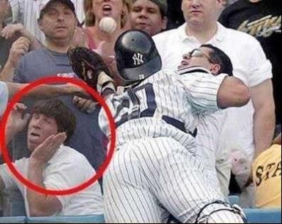 Miren ahora la cara de esa persona.