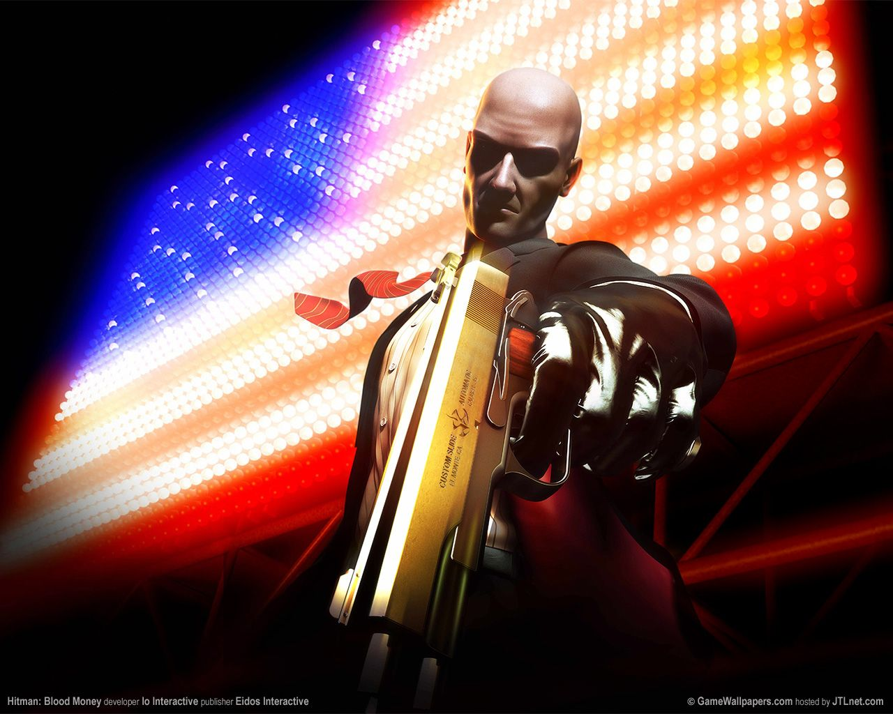 Hitman HD & Widescreen Wallpaper 0.324378562290649