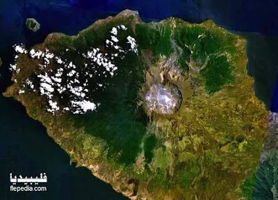 أعنف ثورات بركانية في التاريخ 3
