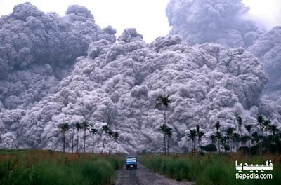 أعنف ثورات بركانية في التاريخ 6