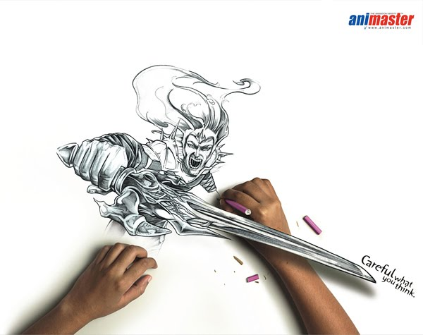 Fighter with Sword o