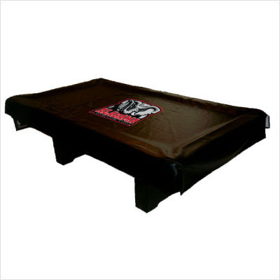 University of Alabama pool table cover.