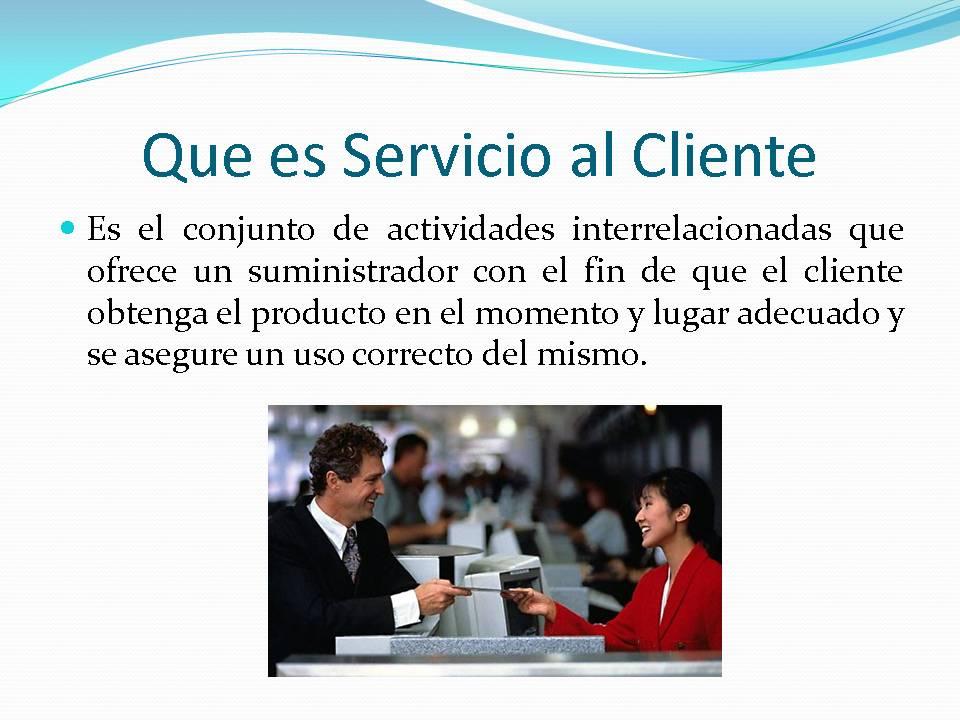foto de Servicio al Cliente: Conceptos Basicos de Servicio al Cliente