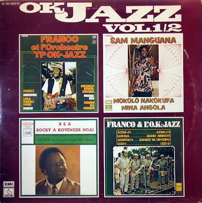 Franco & OK Jazz - Ok Jazz vol. 1&2,PathГ© Marconi, EMI 1977