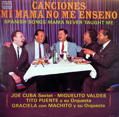 Cover Album of Canciones mi mama no me enseno - Various Artists,Barbaro