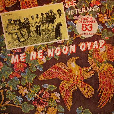 Les Veterans, Me Ne Ngon Oyap,Ebobolo 1983