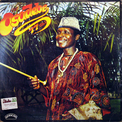 Cover Album of Chief Osadebe - 77, vol. 1,african 1977