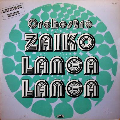 Orchestre Zaiko Langa Langa - l'Afrique Danse 360.121