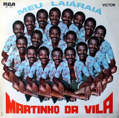 Cd Martinho da Vila - Meu Laiáraiá
