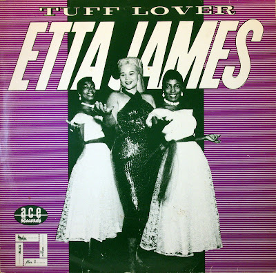 Etta James - Tuff Lover,ACE 1983