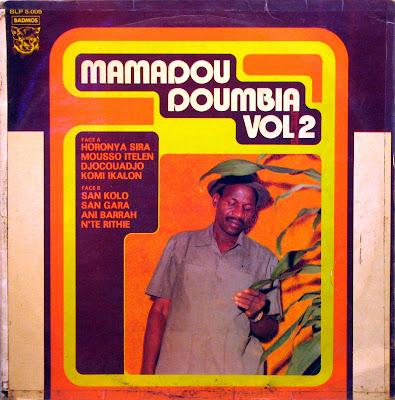 Mamadou Doumbia - Vol. 2,Badmos