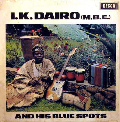 I.K. Dairo and his Blue Spots,Decca 1968