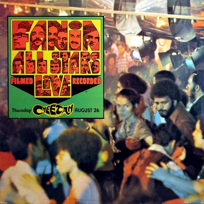 Fania All Stars - Live at the Cheetah Vol. 1,Fania 1980
