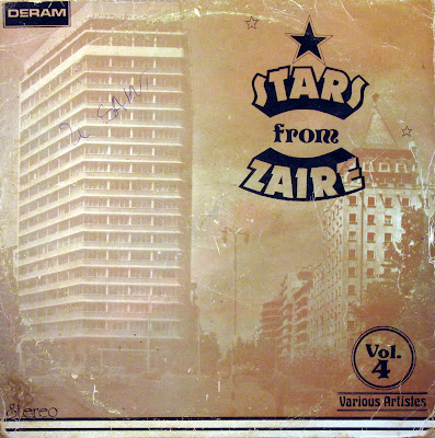 Stars from ZaГЇre Vol.4 - Various Artists,Deram 1977