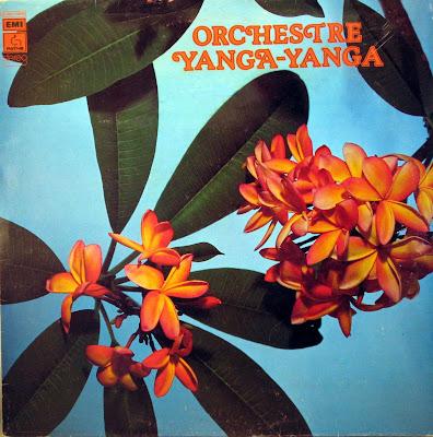 Orchestre Yanga-Yanga,PathГ© Marconi / EMI 1977