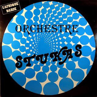 Orchestre Stukas,african 360.130, 1979