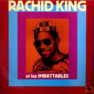 Rachid King et les Imbattables,Sonafric 1976