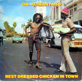 Dr. Alimantado -Best Dressed Chicken in Town,Greensleeves 1978