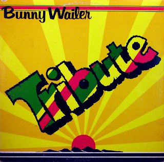 Bunny Wailer - Tribute,Solomonic Productions 1981