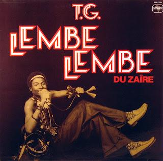 T.G. Lembe-Lembe du ZaГЇre,Sonafric SAF 61004, 1978