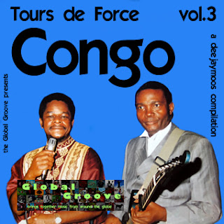 Congo, Tours de Force vol.3 - Various Artists