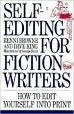 Self Editing for Fiction Writers