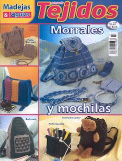 Descargas de revistas de tejidos Morral